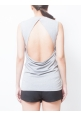 Lara Tank in Grey