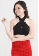 Alix Top in Black
