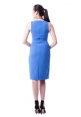 Malone Dress In Blue