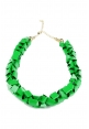 Shannie Necklace In Green