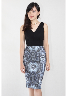 Stone Mirage Skirt