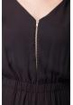 Watson Jumpsuit in Black