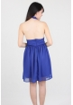 Free Spirit Chiffon Bare Back Dress