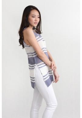 Stripes Knit Tank
