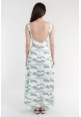 Backless Resort Maxi