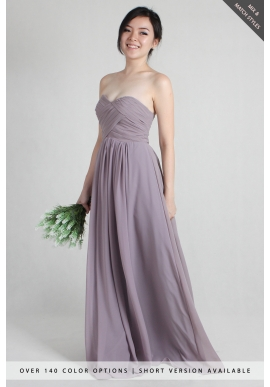 Willow Tube Chiffon Dress