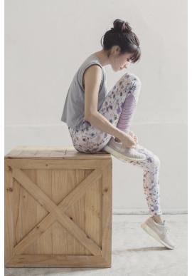 Ripple Leggings in Wildflowers