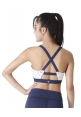 Cross Bee Bra in Navy (Preorder)