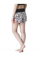 Ripple Shorts in Midnight Bloom (Preorder)