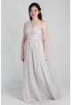 Lyla Grecian One Shoulder Dress