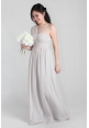 Lyla Grecian One Shoulder Dress