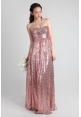 Giselle Sweetheart Sequin Dress