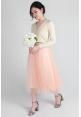 Harper Tulle Midi Skirt