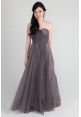 Ines Tulle Sweetheart Tube Dress