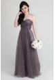 Ines Tulle Sweetheart Tube Dress