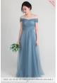 Astrid Off Shoulder Tulle Multiway Dress