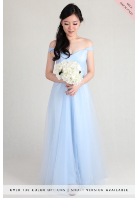 Emma Tulle 2 way Dress