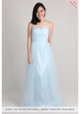 Anna Tulle Convertible in Maxi