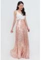 Cara Sequin Skirt