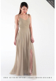 Kate Ribbon Spag Chiffon Dress