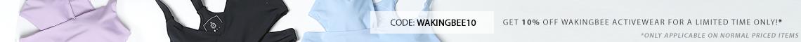 Wakingbee Activewear